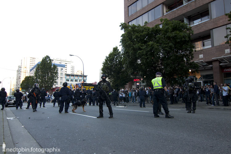 Canucks Stanley Cup Game 7 Loss riots