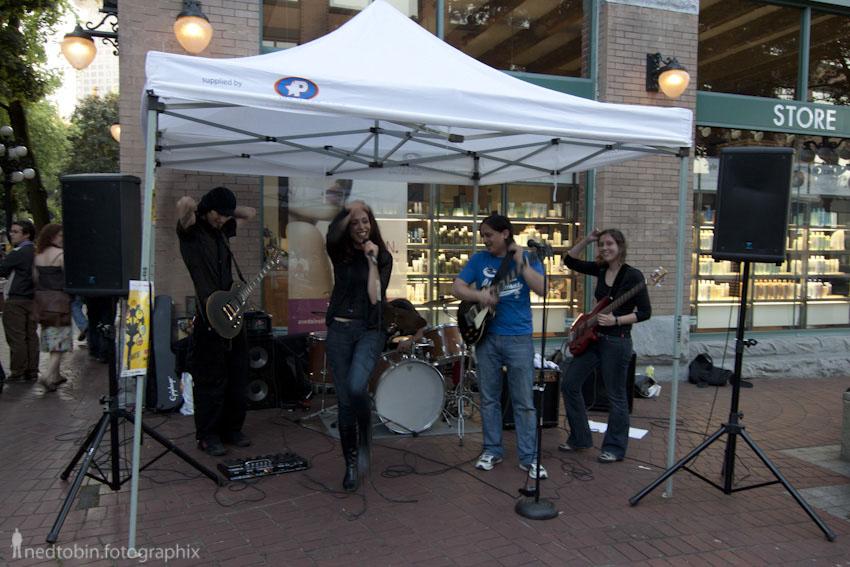 Fete De La Musique Vancouver BC