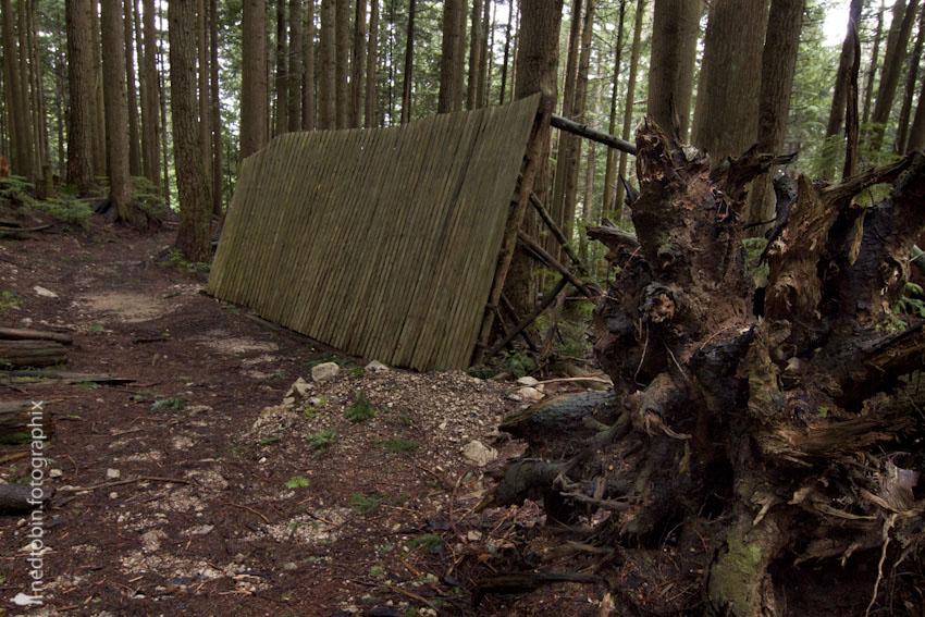 mtn bike wall