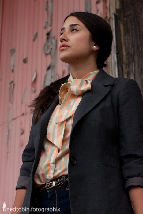 Alicia Fashionista photo by Ned Tobin