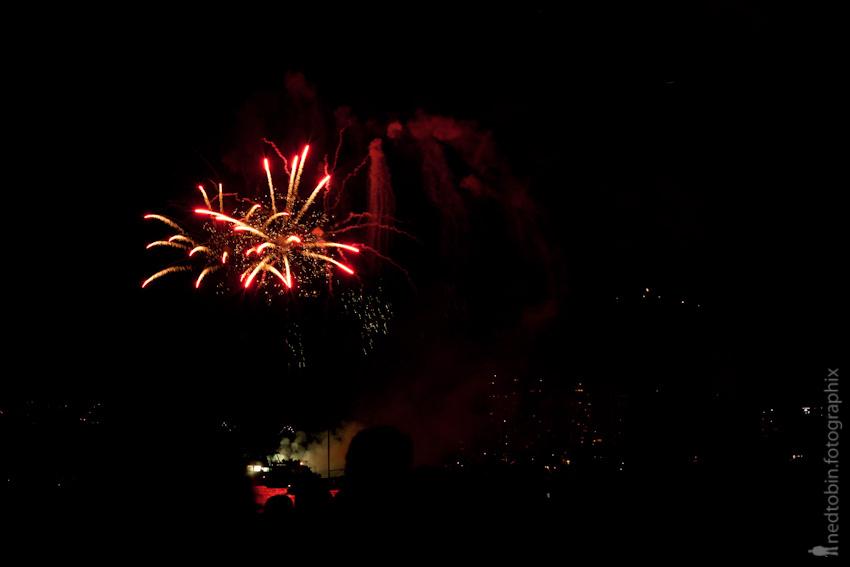 Celebration of Lights - Spain by Ned Tobin