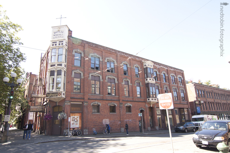 The Mission in Seattle