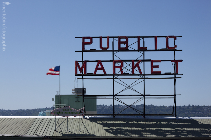 PIke Place Market Public Market Seattle