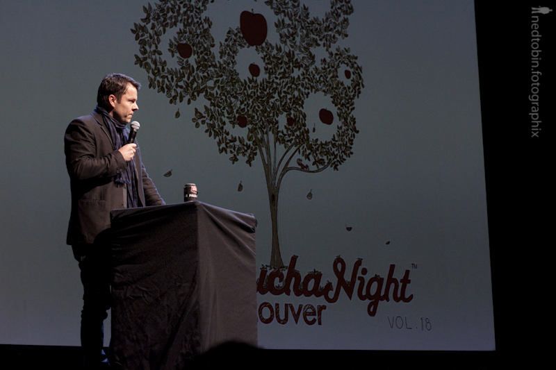 Pecha Kucha Night 18 In Vancouver at the Vogue Theatre
