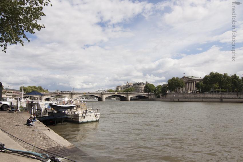 Le Seine, Paris, France