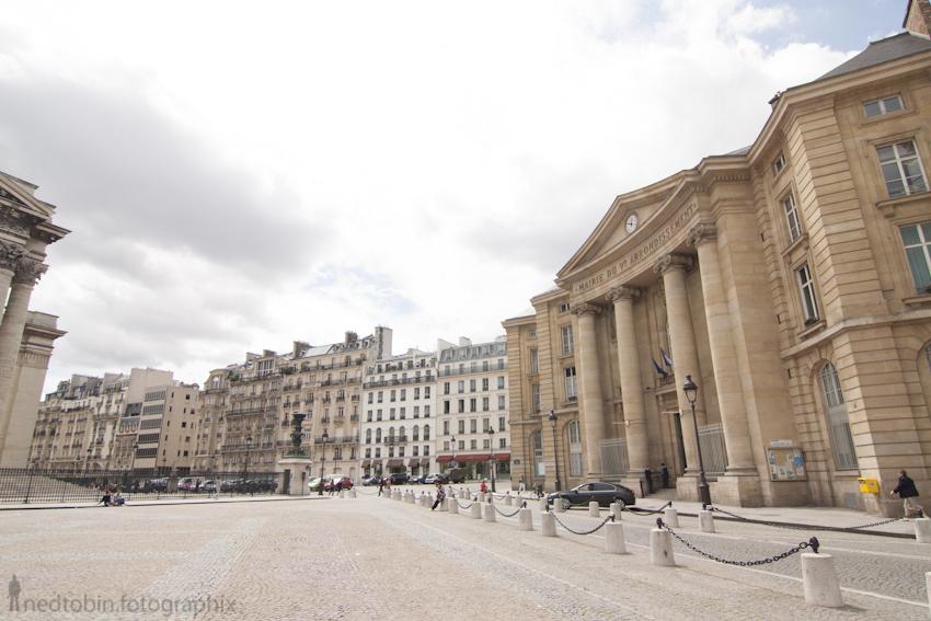 Tribunal d'Instance de Paris, Paris, France