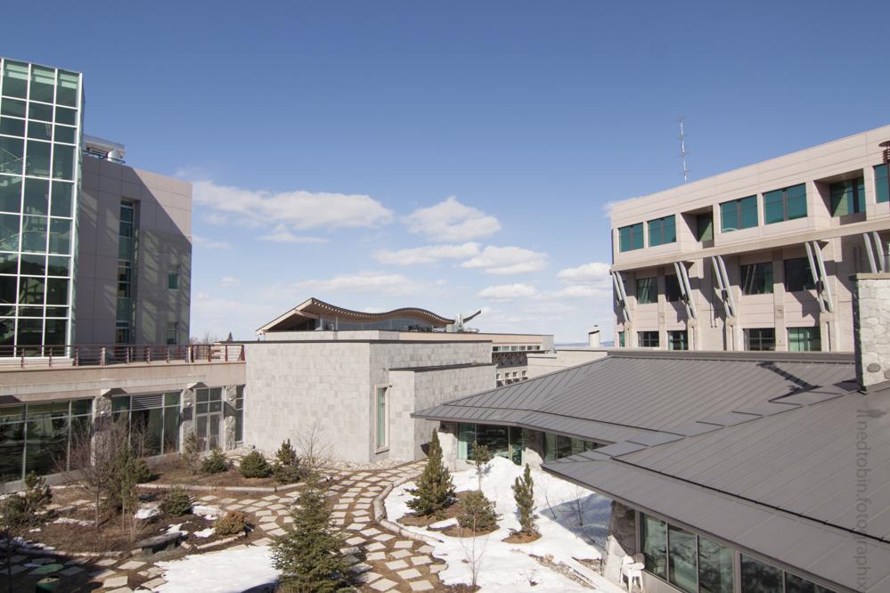 University of Northern British Columbia architecture