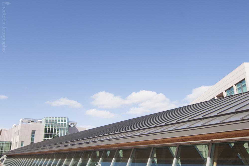 University of Northern British Columbia architecture Student Street