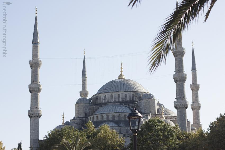 Sultan Ahmet, Architecture of Istanbul, Turkey