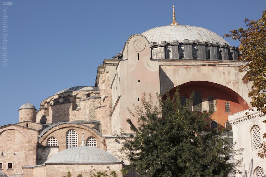 Hagia Sophia, Architecture of Istanbul, Turkey