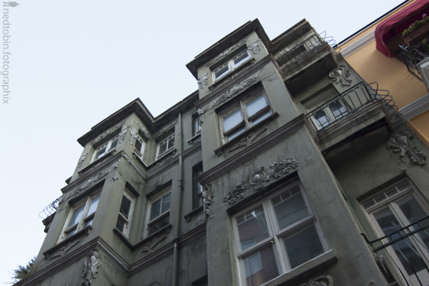 Architecture of Istanbul, Turkey