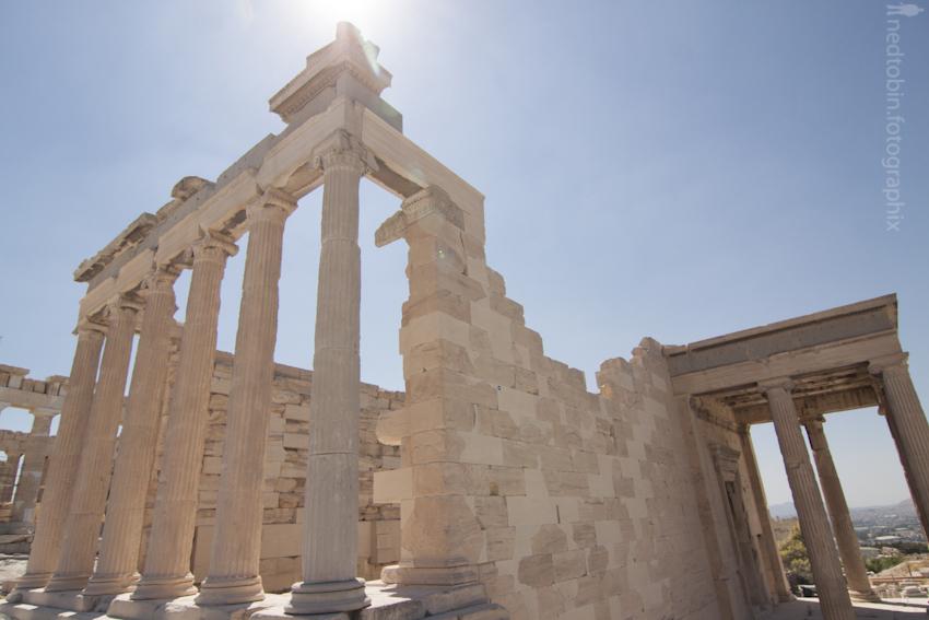 Erechtheion   Acropolis, Athens, Greece