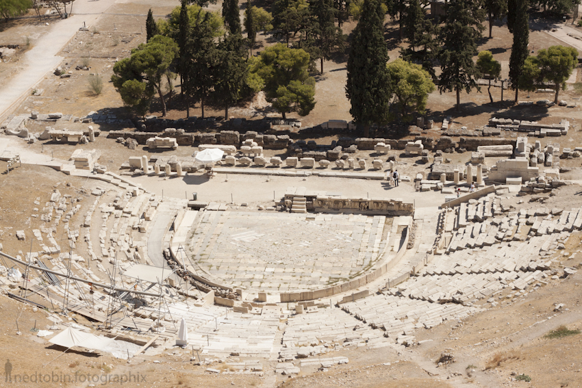 Theater of Dionysus Eleuthereus | Acropolis, Athens, Greece