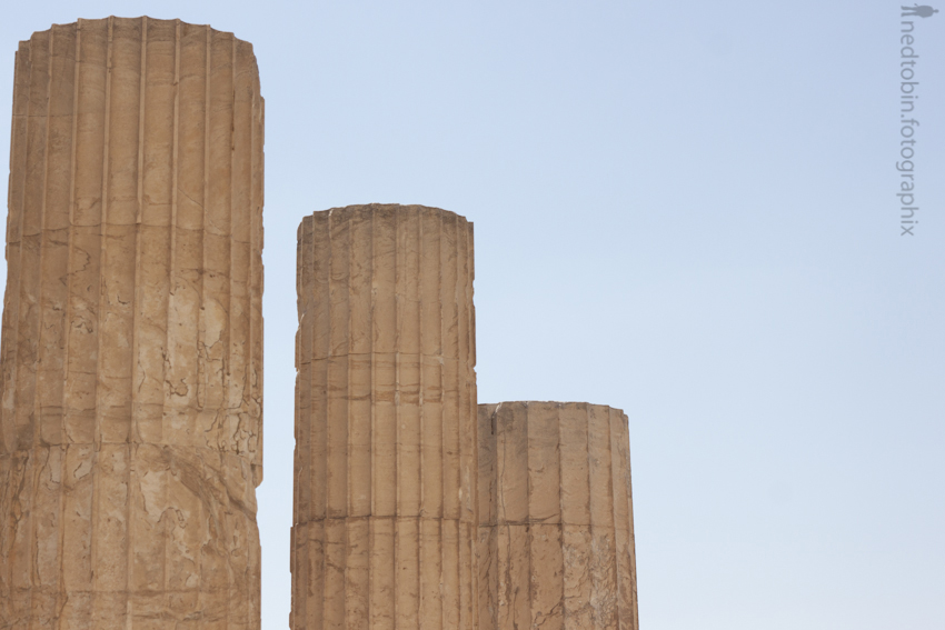 Ruin Detail   Acropolis, Athens, Greece