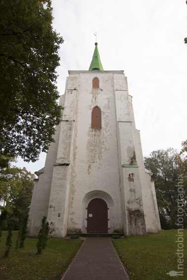 Schleck Church (lv. Zlekas)