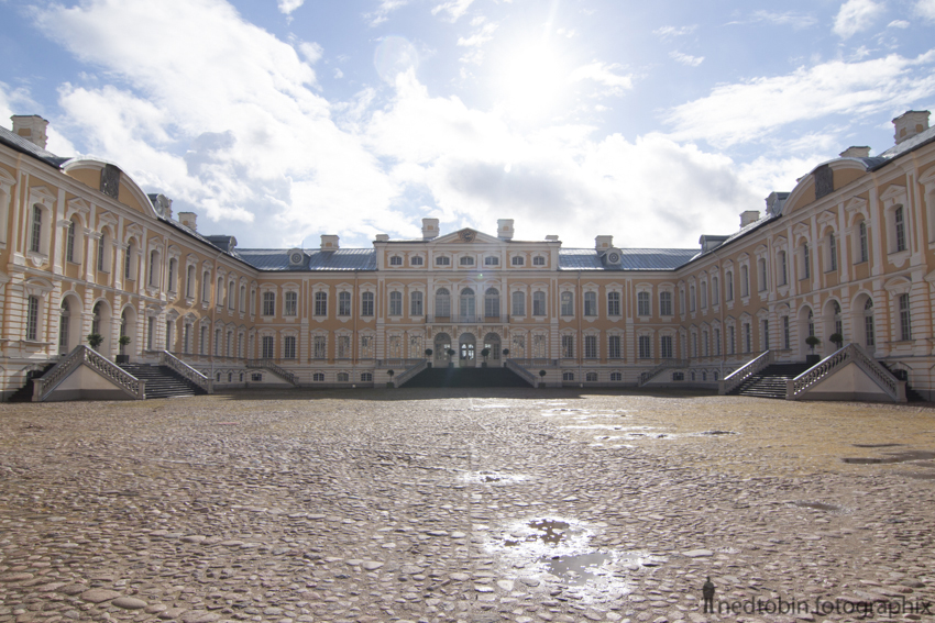 Schloss Ruhental (lv. Pils Rundāle) | Summer Palace of the Duke and Duchess of Courland