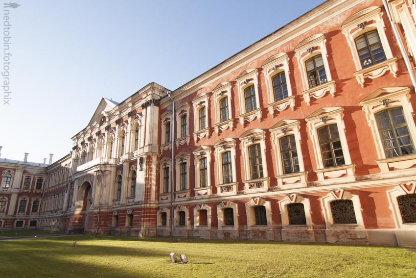 Mitau Palace (lv. Latvijas Lauksaimniecības universitāte Jelgava Palace) | Winter Palace of the Duke and Duchess of Courland