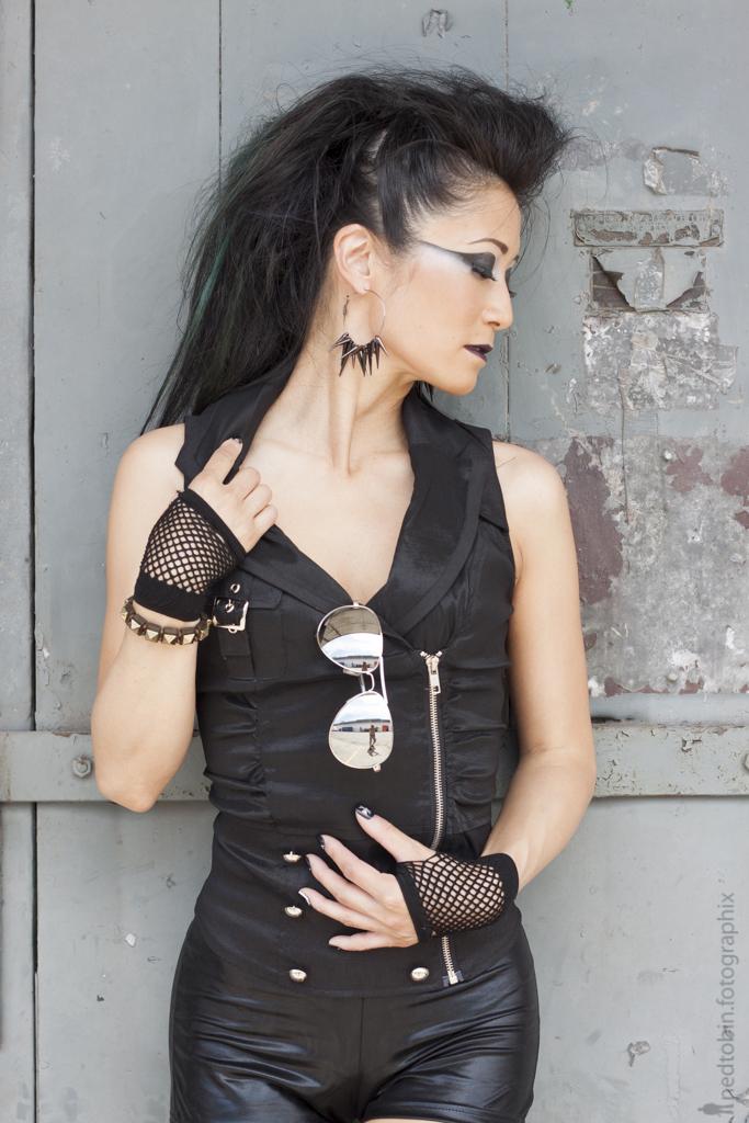 Ann Narky - Ned Tobin - East Van Lifestyle Fashion