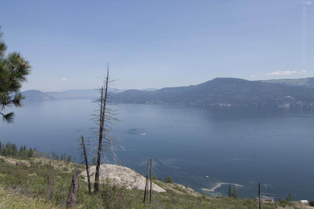 Lake Okanagan, British Columbia, Canada