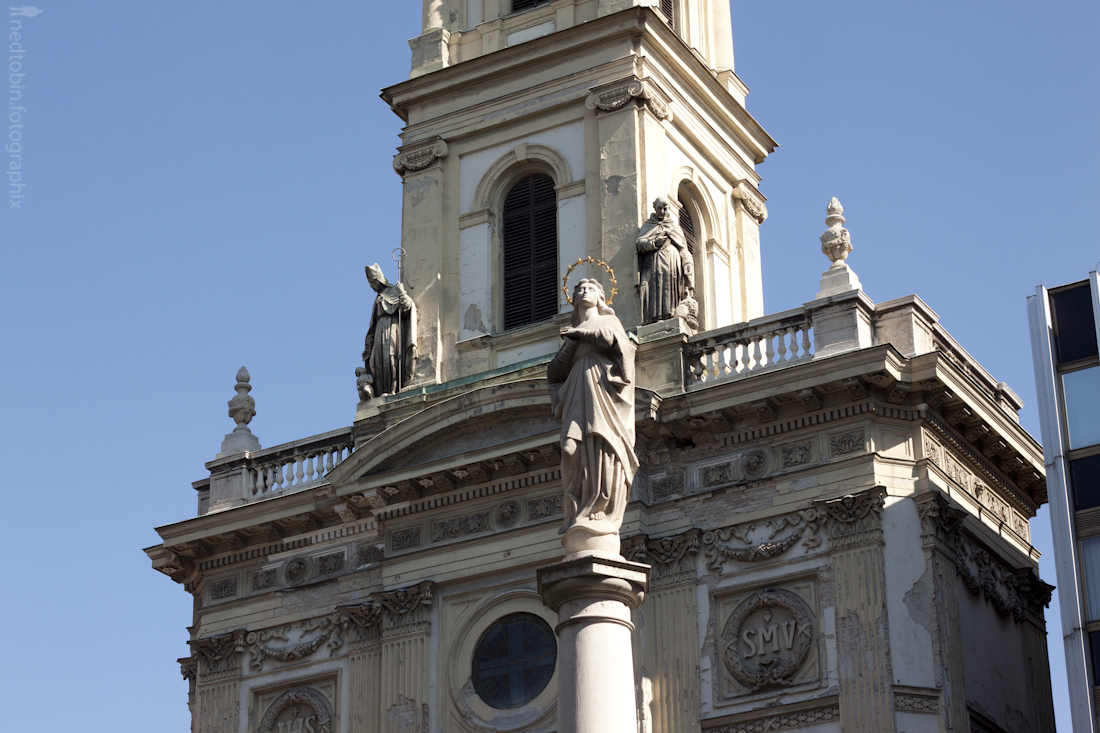 Statues of Budapest by Ned Tobin
