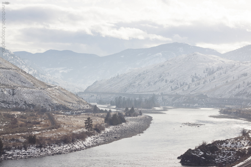 Thompson River, British Columbia, Canada