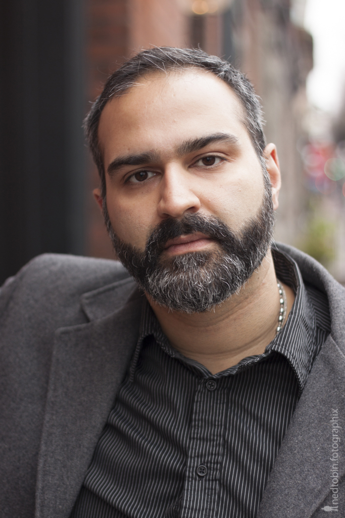 Munish Sharma - Ned Tobin - Headshots