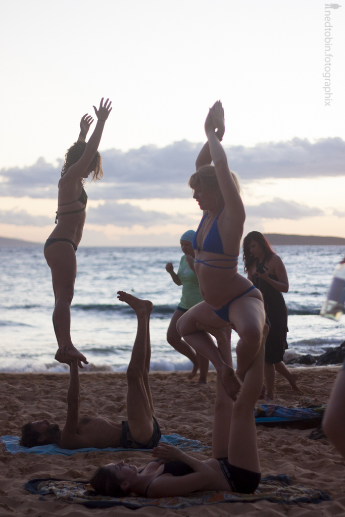 Yoga University - Maui Hawaii - Teacher Training - Ned Tobin