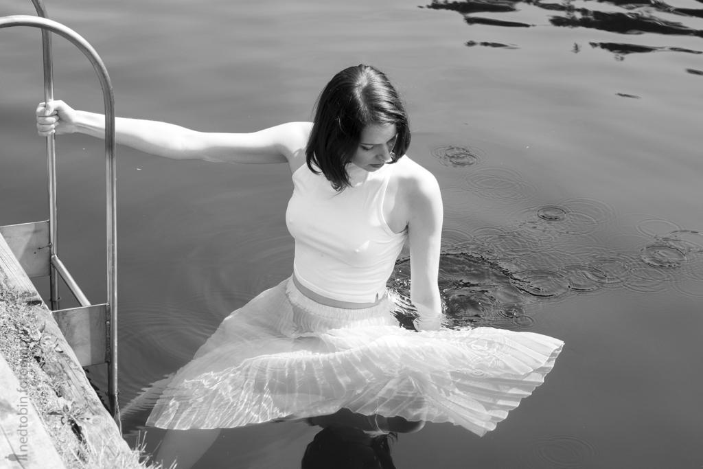 Ava Lure - Ned Tobin - graceful lake