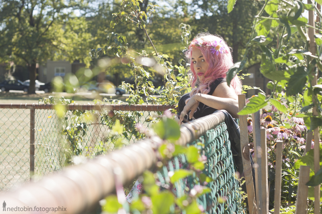 Lu Lee - Ned Tobin - East Van Pink