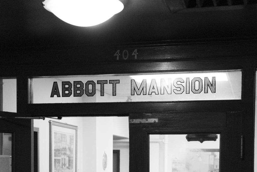 Abbott Mansion, Vancouver, British Columbia, Canada