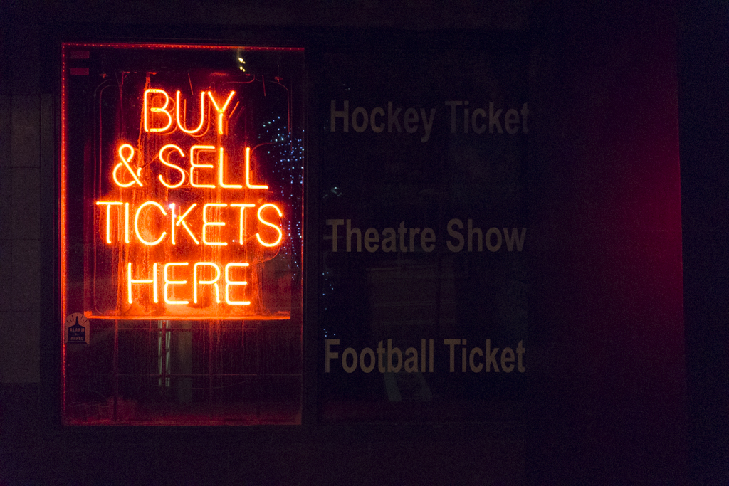 Buy & Sell Tickets Here, Vancouver, BC, Canada