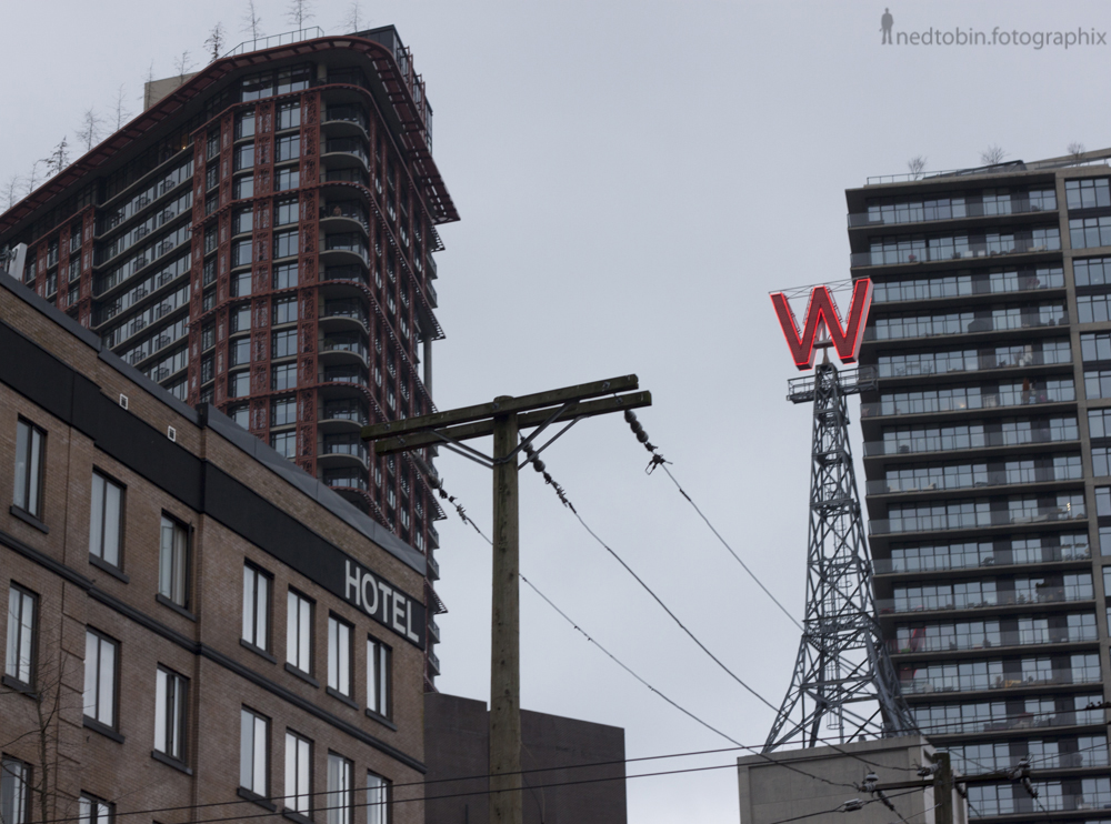 Woodwards Building, Gastown, Vancovuer