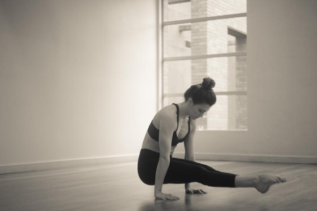 Leiah Luz Yoga Asana - Ned Tobin