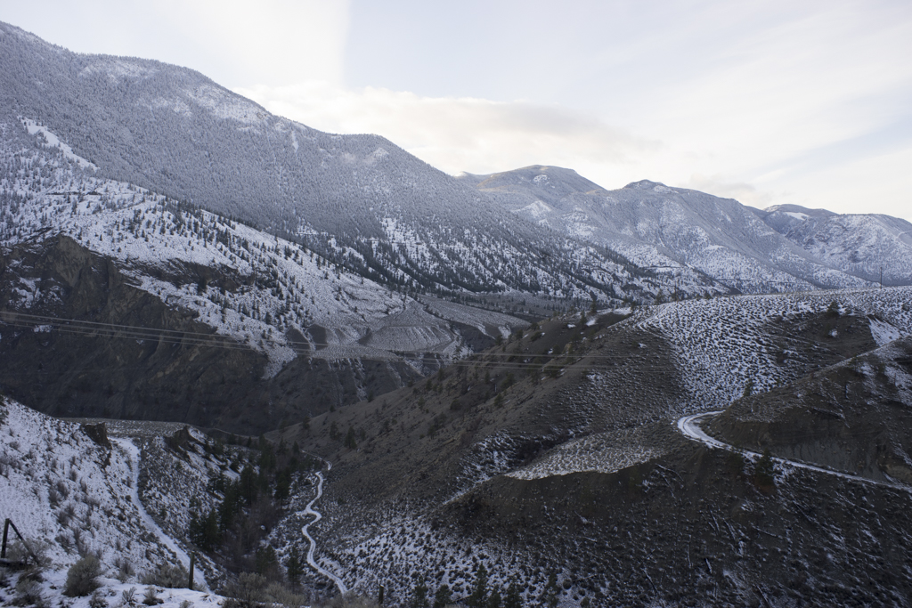 Fraser Canyon, British Columbia, Canada