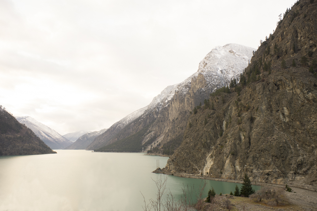 Lillooet Lake, British Columbia, Canada