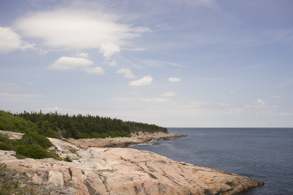 From Vancouver Island to PEI by Ned Tobin