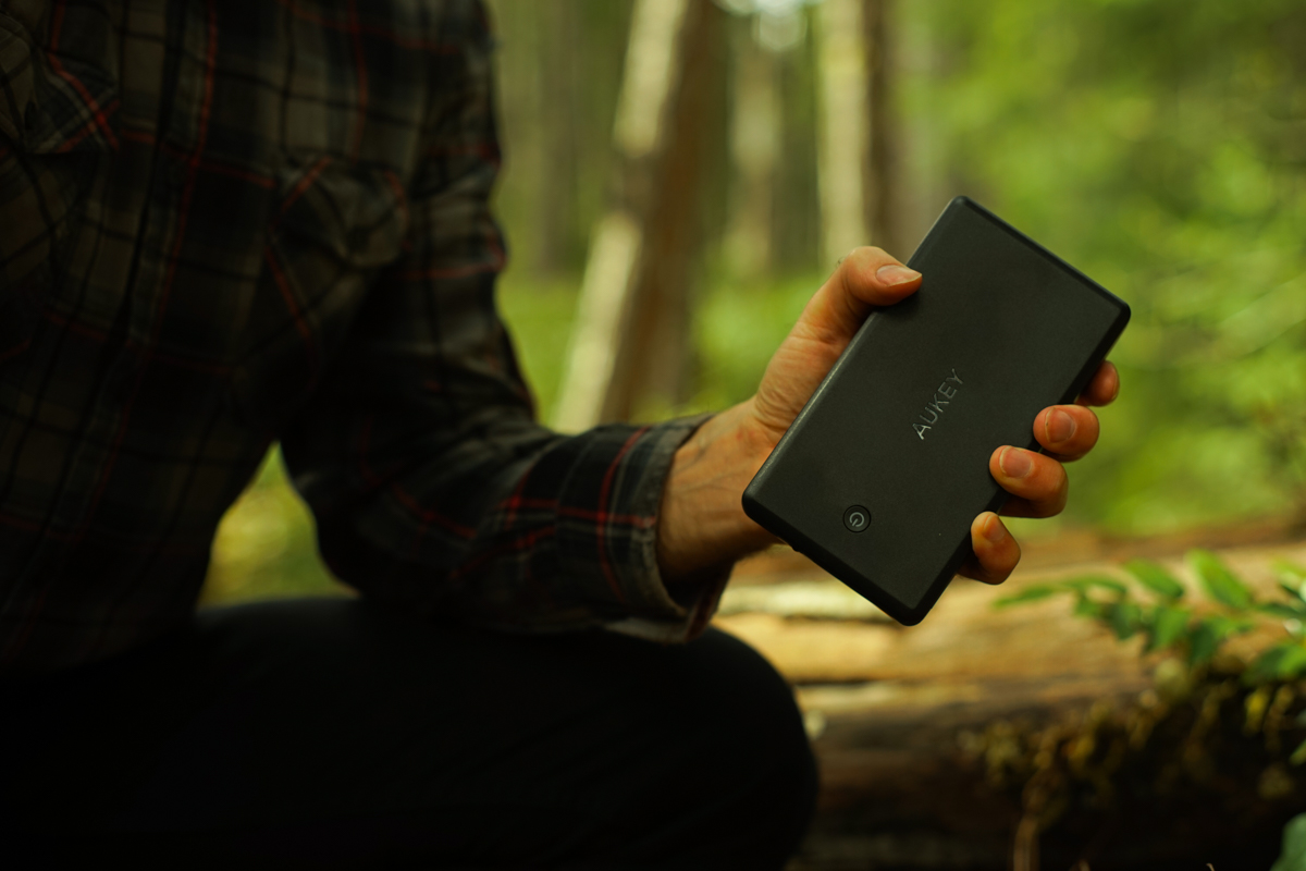 AUKEY 30000 mAh portable battery power bank