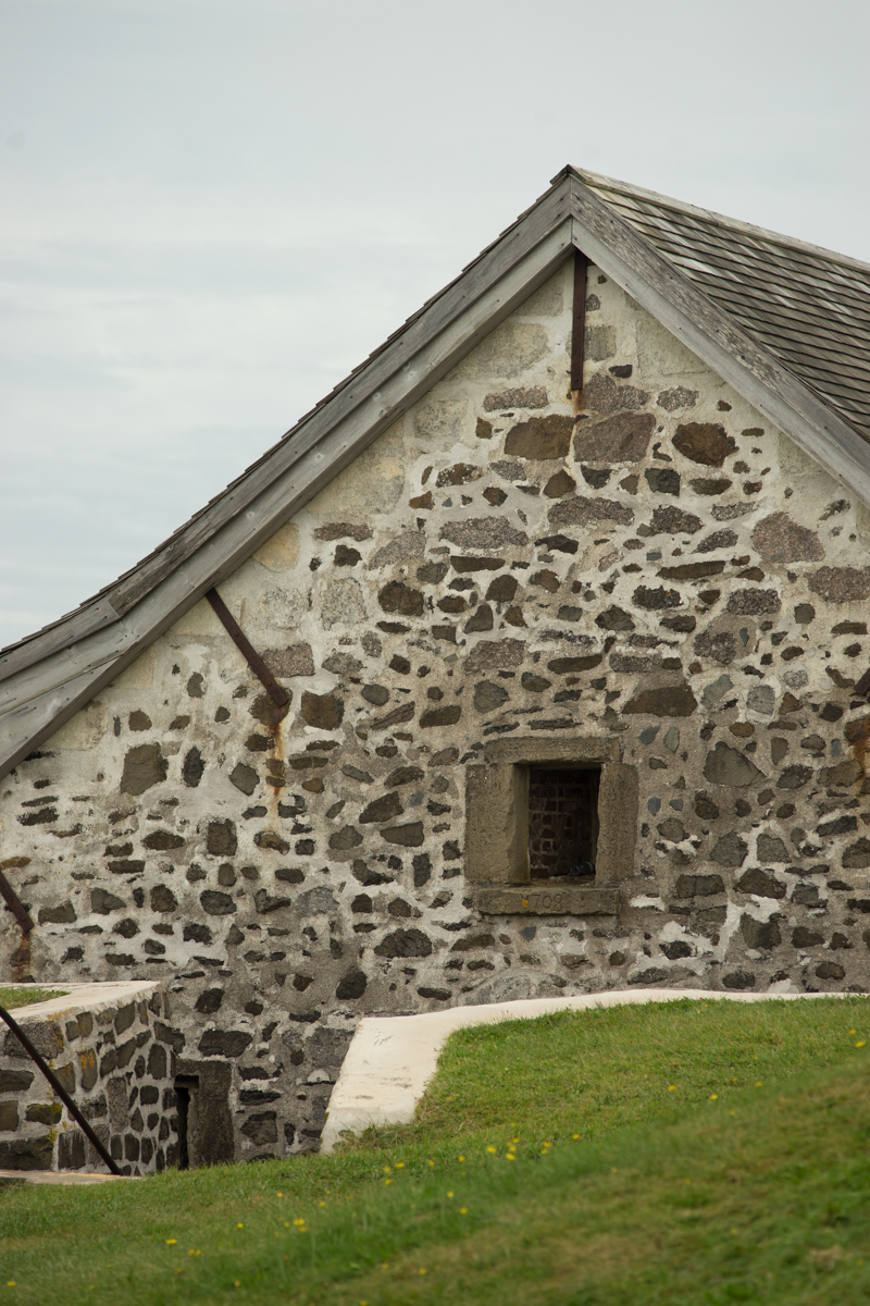 Fort Anne National Historic Site, Annapolis Royal, Nova Scotia