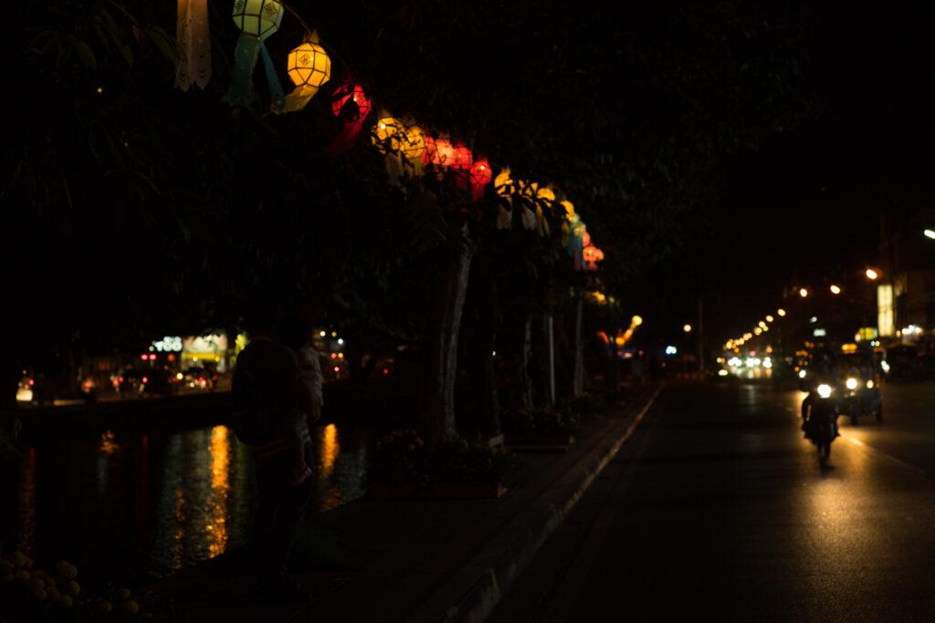 Loi Krathong, Chiang Mai, Thailand